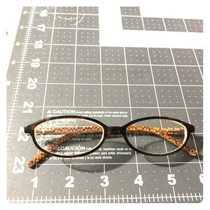 Two used Coach Brand frames